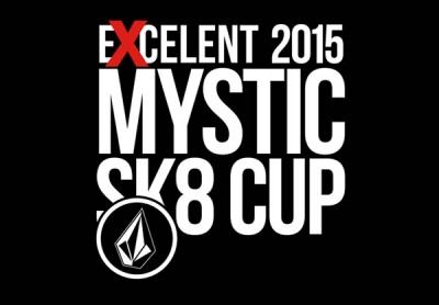 Excelent Mystic Sk8 Cup